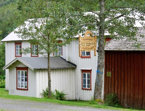 Fredmoen Salmon Fishing  Museum