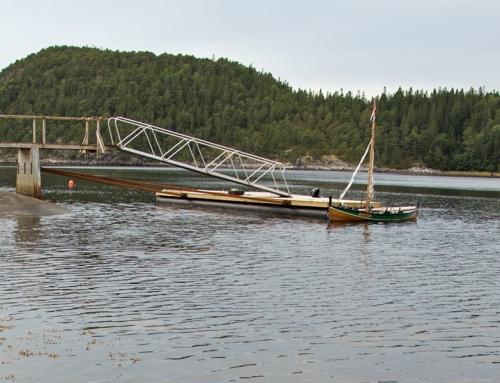 Sjøfiske på fjorden